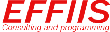 EFFIIS - Consulting and programming